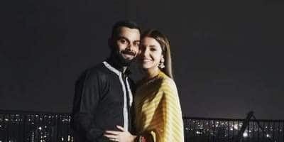 Virat Kohli's Karvachauth Tweet With Anushka Sharma Becomes The Most Liked Picture On Twitter In 2018