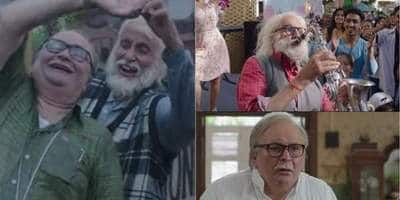 102 Not Out Teaser: Rishi Kapoor And Amitabh Bachchan Sweet Reunion On Screen Is Sure To Make Your Day