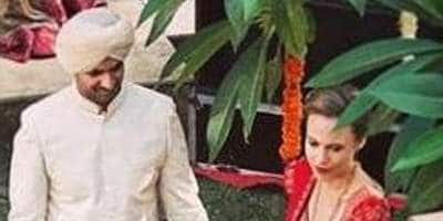 In Pictures: Purab Kohli Gets Married To Girlfriend Lucy Paton In A Dreamy Goa Wedding!