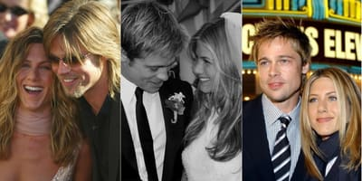 Relive Brad Pitt & Jennifer Aniston's Love Story, Will It Have A Fairy Tale Ending?
