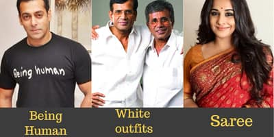 13 Bollywood Celebrities Who Wear The Same Type Of Outfits All The Time