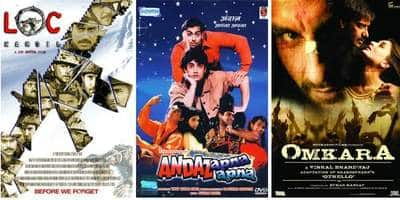 30 Multi-Starrer Bollywood Films That Were Box Office Flops!