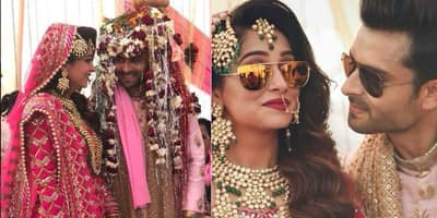 In Pictures And Videos: Dipika Kakar And Shoaib Ibrahim's Nikkah Ceremony!