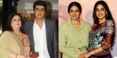A Shocking Coincidence! Arjun Kapoor Lost His Mother Just A Few Months Before His Debut As Jhanvi kapoor Did!