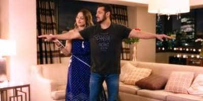 WATCH: Salman Khan And Sonakshi Sinha Reunite In Welcome To New York's Song, Nain Phisal Gaye!