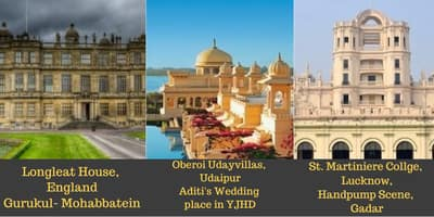 17 Popular Bollywood Movie Places And Their Real Life Locations