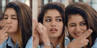 WATCH: Priya Varrier Wink And Flying Kiss From Oru Adaar Love Teaser Will Make Your Valentine's Day!