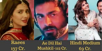 15 Pakistani Actors And Their Highest Grossing Bollywood Film