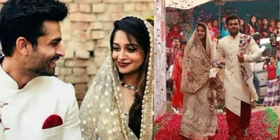 In Pictures And Videos: This Is How Simar Aka Dipika Kakar Made Her Grand Entry Into The Sasural!