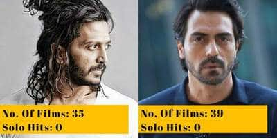 14 Popular Bollywood Actors Who Haven't Given A Single Solo Hit!