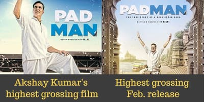 6 Records That Akshay Kumar's PadMan Can Break On Its Release