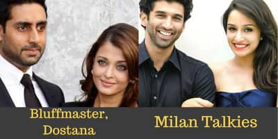 7 Real Life Bollywood Couples Who Were Almost Cast Together In A Film