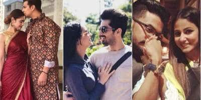 Here's How Your Favourite TV Celebs Expressed Love On Valentine's Day!