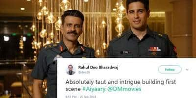 Audience Movie Review: Aiyaary