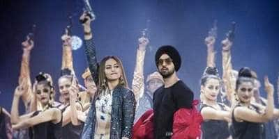 Jumma Chumma In London to Welcome To New York - Bollywood Brings Back Reality Concert On The Big Screen