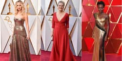 OSCARS 2018: Here's How Hollywood Celebs Turned Up For The Red Carpet!