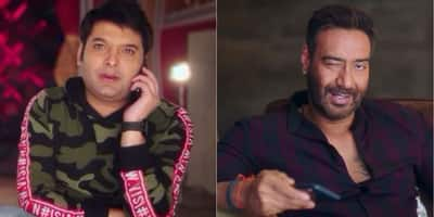 WATCH: Ajay Devgn Pokes Fun At Kapil Sharma In The New Promo Of Family Time With Kapil!