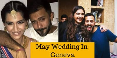 5 Things You Need To Know About Sonam Kapoor And Anand Ahuja's Wedding!