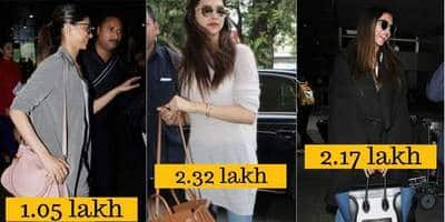 The 10 Very Expensive Handbags We Would Totally Want To Steal From Deepika Padukone's Collection