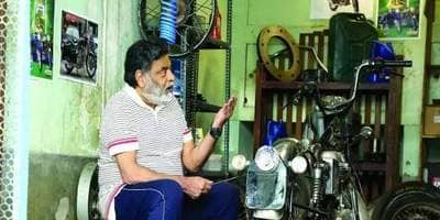 Ambareesh's First Look From His Upcoming Next!