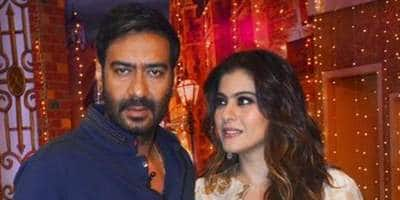 Here's How Kajol And Son Yug Reacted After Watching Ajay Devgn's Raid!