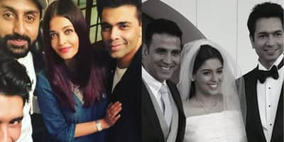 14 Bollywood & Hollywood Celebs Who Played Cupid For Their Celebrity Friends