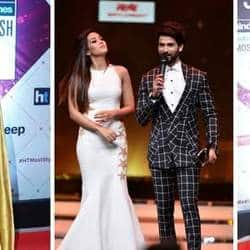 HT India's Most Stylish Awards 2018: When Amitabh Bachchan, Rekha, Sonakshi Sinha turned up the glam quotient