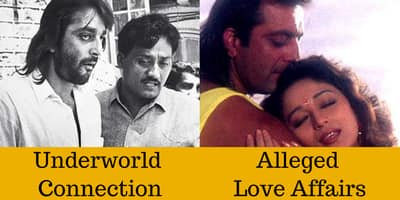 4 Controversies In Sanjay Dutt's Life That We Might Not See In 'Sanju'!