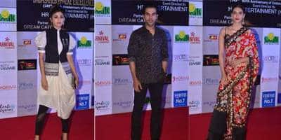 What's Wrong With Our Bollywood And TV Celebs On The Red Carpet Of Dada Saheb Excellence Award?