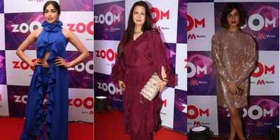 Did Celebs Forget Their Style Quotient At The Zoom Party? These Pictures Prove So!