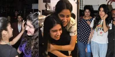 IN PICTURES: This Is How The Relationship Between Janhvi, Khushi and Anshula Kapoor Has Evolved Over Time