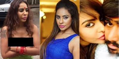 Who Is Sri Reddy? All You Need To Know About The Telegu Actress