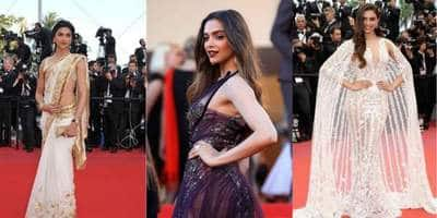 Deepika's Cannes Style File:With A Few Misses And Mostly Hits, Deepika Did Us Proud At Cannes!