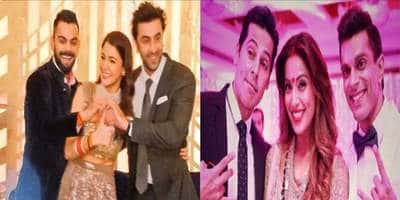 Bollywood Celebrities Who Attended The Weddings Of Their Exes