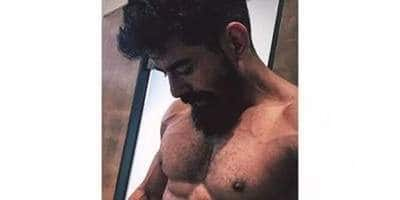 Kabir Duhan Singh Shows Off His Chiselled Body