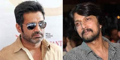 Suniel Shetty To Team Up WIth Sudeep For His Next