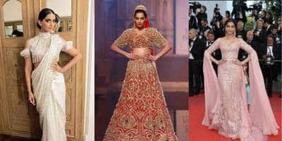 18 Sonam Kapoor Looks From The Past We Hope She Takes Her Bridal Inspirations From