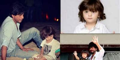 6 Things About AbRam That Show He Is Turning Out To Be Exactly Like Papa Shah Rukh Khan