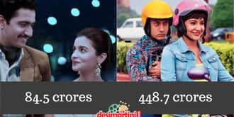 Male V/S Female: Here's How The Top 15 Highest Grossing Films Of Both Genre Looks Like!