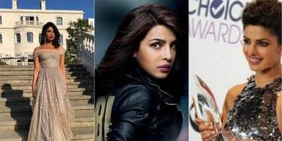 Few International Firsts Of Priyanka Chopra That Proves That The Girl Has Been There Done That