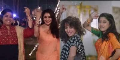 Not Just Madhuri Dixit And Renuka Shahane, But These Bollywood Stars Re-Creating Their Iconic Songs Will Make You Nostalgic