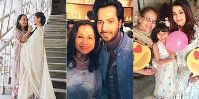 Mothers Day 2018: Bollywood Celebs Wish Their Mommy Dearest In Style!