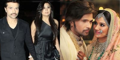 Himesh Reshammiya And Sonia Kapoor's Love Story Is Proof That Love Can Happen Anyday!