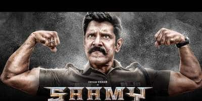 'Saamy' Motion Poster Out, Grabs Attention