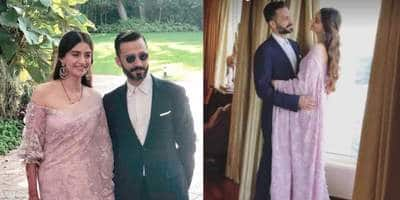 Sonam Kapoor and Anand Ahuja's Instagram Exchange Is Making Us Go All Mushy