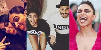 Check Out The Ranveer Singh Effect On Deepika Padukone!