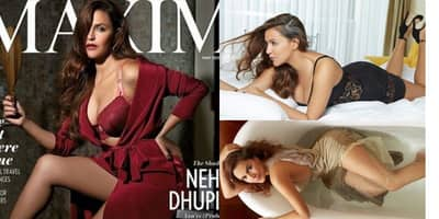 In Pictures: Neha Dhupia Stuns In The First Photoshoot Post Her Wedding!