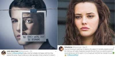 Check Out The Best Internet Reactions To Netflix's 13 Reasons Why Season 2