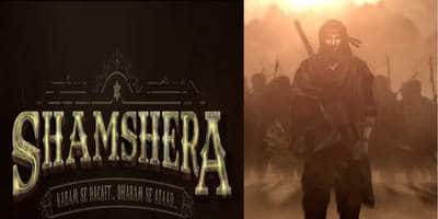 Teaser Of Ranbir Kapoor's Shamshera Reminded Us Of High Voltage 'Gabbars' Of Bollywood