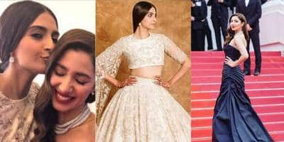 Here Is How Sonam Kapoor and Mahira Khan Are Making Us Swoon With Their Looks From Cannes